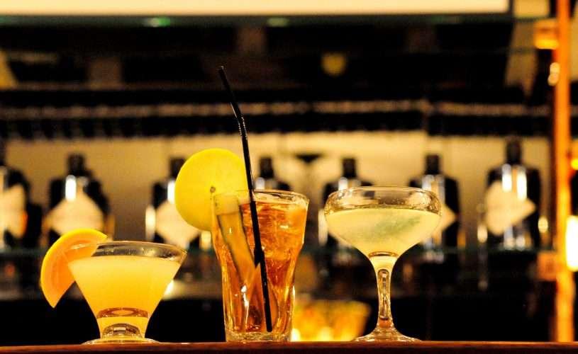 drinks at the conroy boutique hotel amman jordan