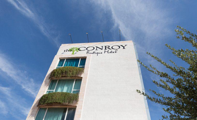 conroy hotel exterior